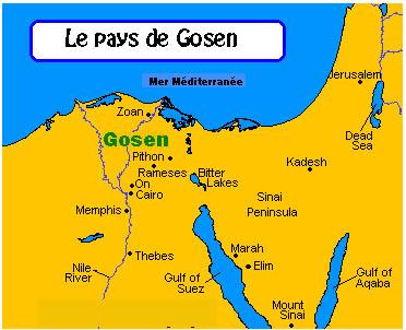 le pays de Gosen